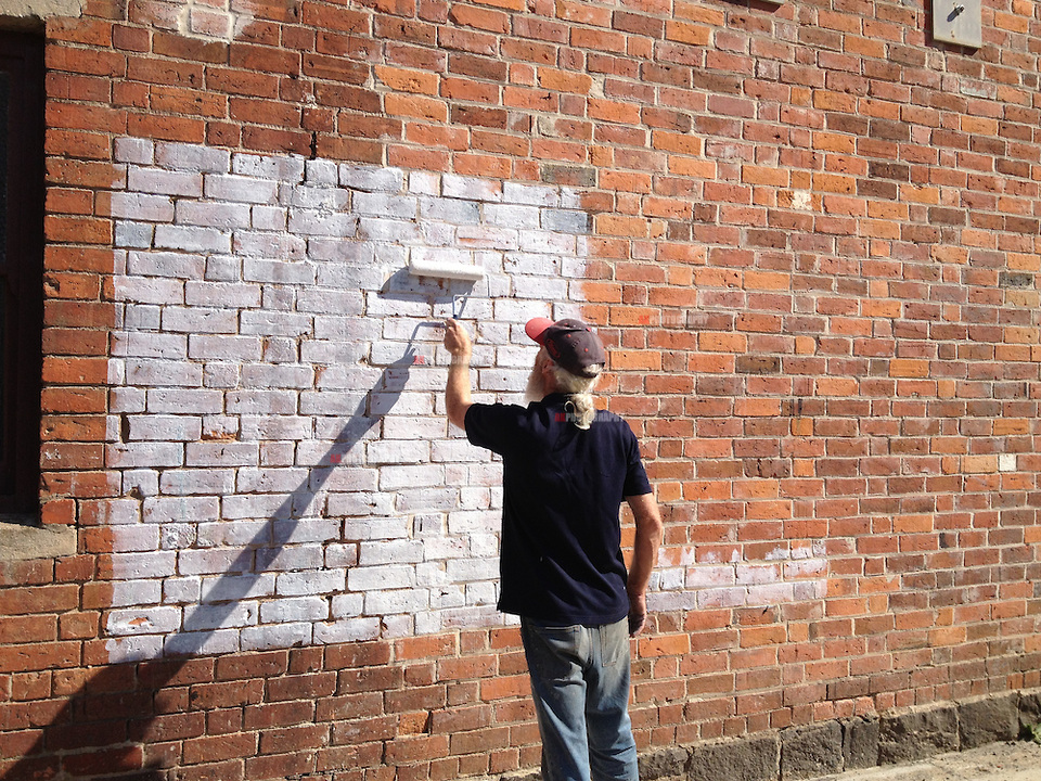 We R You paste ups – New Faces at The Lane