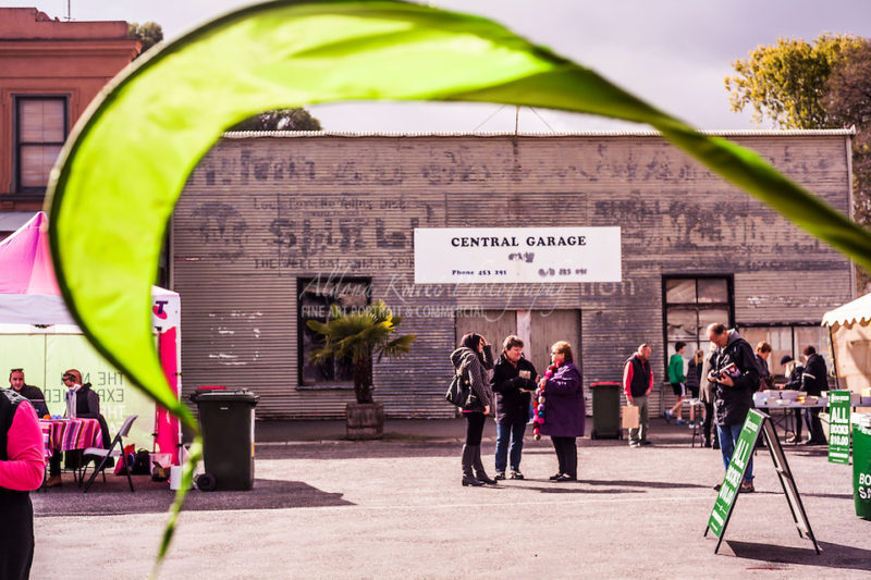 Clunes Booktown Festival 2015