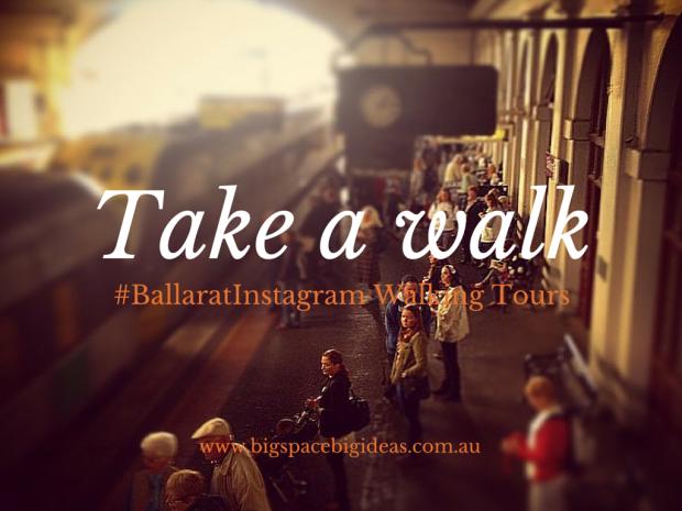 Visit Ballarat Instagram Walking Tours