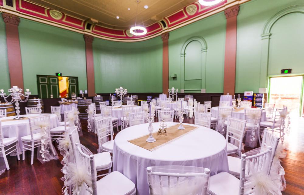 Ballarat Wedding Locations Mechanics Institute Minerva Room