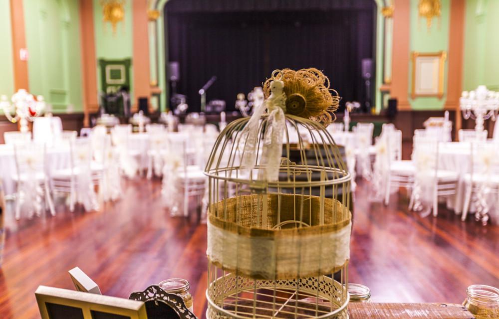 Minerva Room wedding venue Ballarat