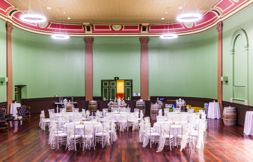 Ballarat Wedding Locations Mechanics Institute