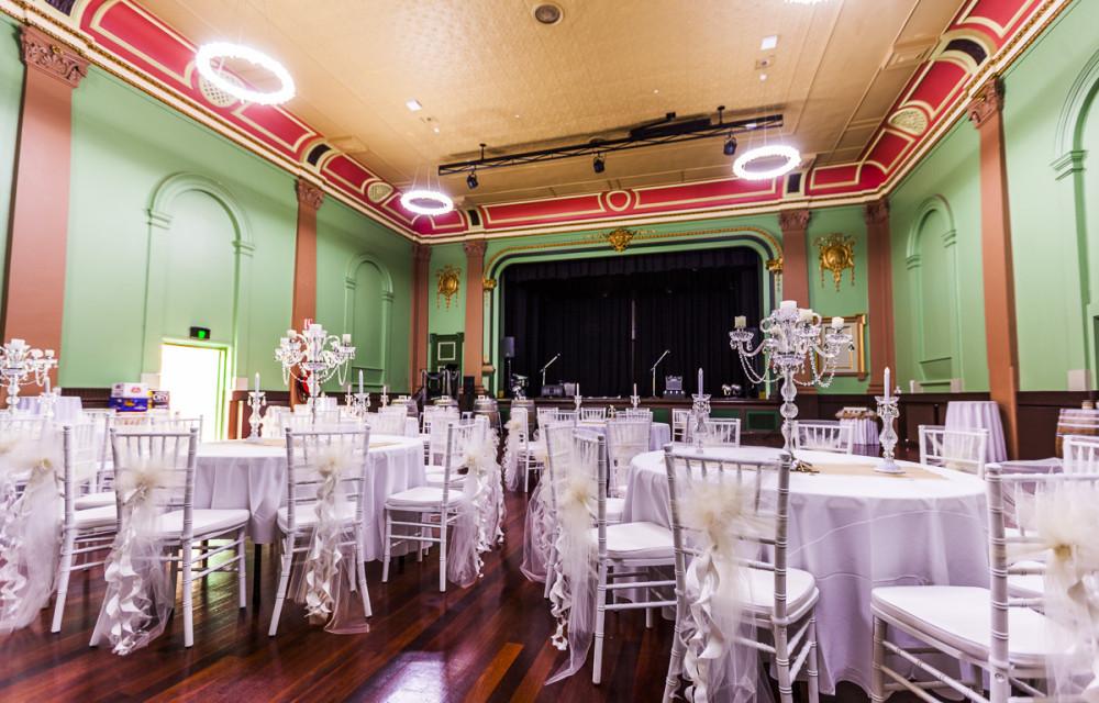 Ballarat Mechanics Institute Weddings Aldona Kmiec Wedding Photography