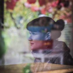 Lily Mae Martin artist painter Ballarat Aldona Kmiec Photography