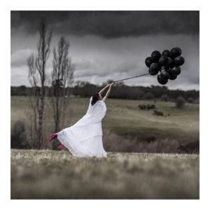 Swept Away Amy Tsilemanis dark powers Chromogenic C-Type art print by Aldona Kmiec Photography
