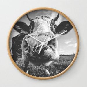 MILKA Cow Wall Clock Polish Cow Time_Aldona Kmiec Photography Ballarat East Gippsland