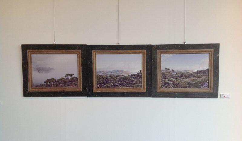 Australia landscapes; Polish Artists Victoria, Ballarat, Gold Museum, Goldfields Art, Sovereign Hill, Ballarat Artist Photographer, Aldona Kmiec