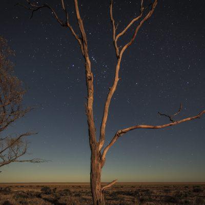 Lake Hindmarsh Dreaming print Wimmera Lake Hindmarsh stars trails Australia