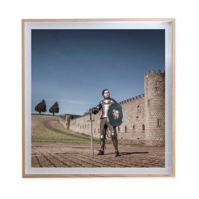 Dreamscapes Nathan Curnow Medieval Knight Aldona Kmiec artwork