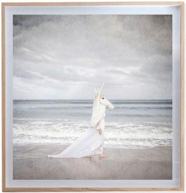 Unicorns are real Ballarat artwork photographic print Aldona Kmiec Artist